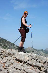 dobór obuwia na trekking w Alpach