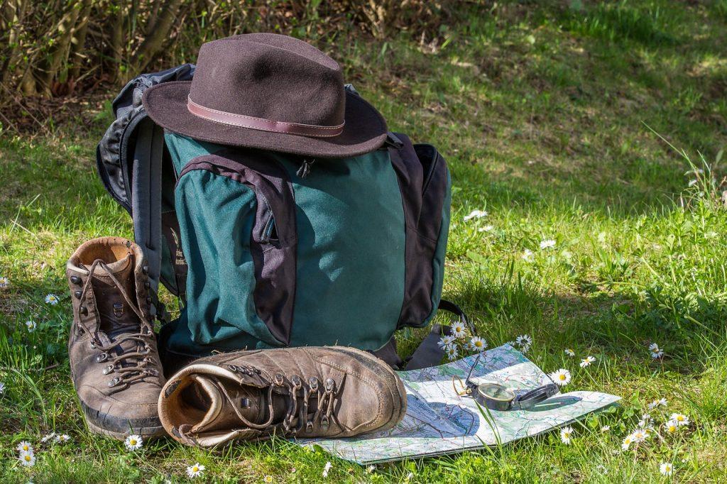 odzież i plecak na wyprawy trekkingowe